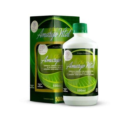 Chá Amargo Vital - Ervas para a saúde do fígado