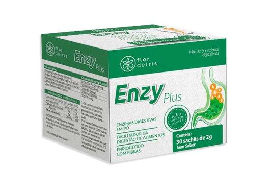 Enzy Plus - Mix de enzimas digestivas
